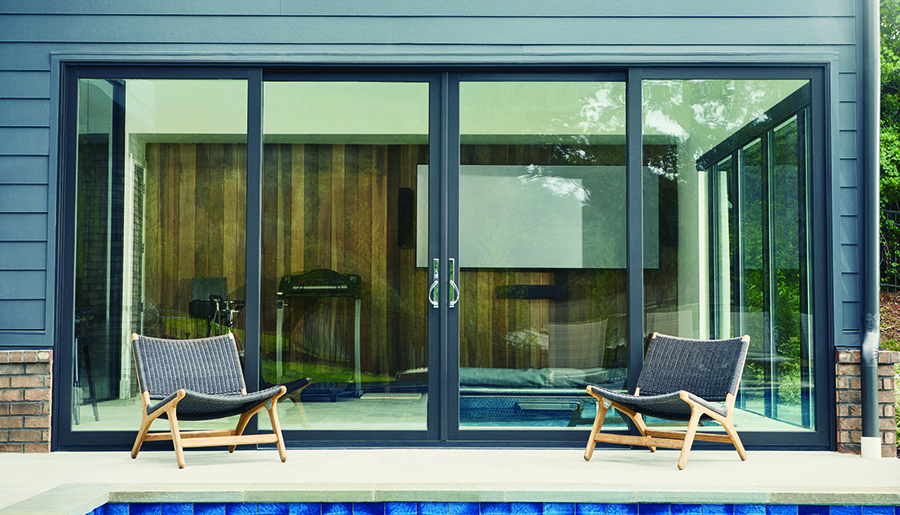 4 Reasons Sliding Glass Doors are Getting Bigger