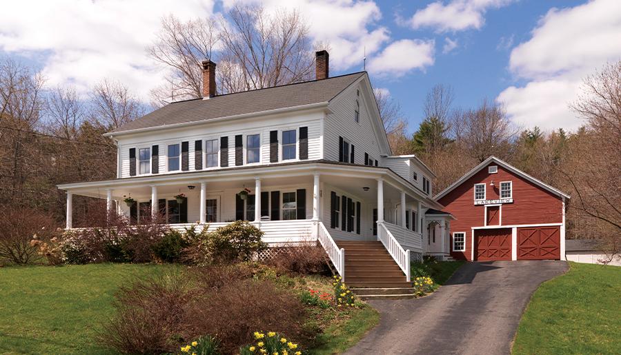 Three Key Design Elements of Farmhouse