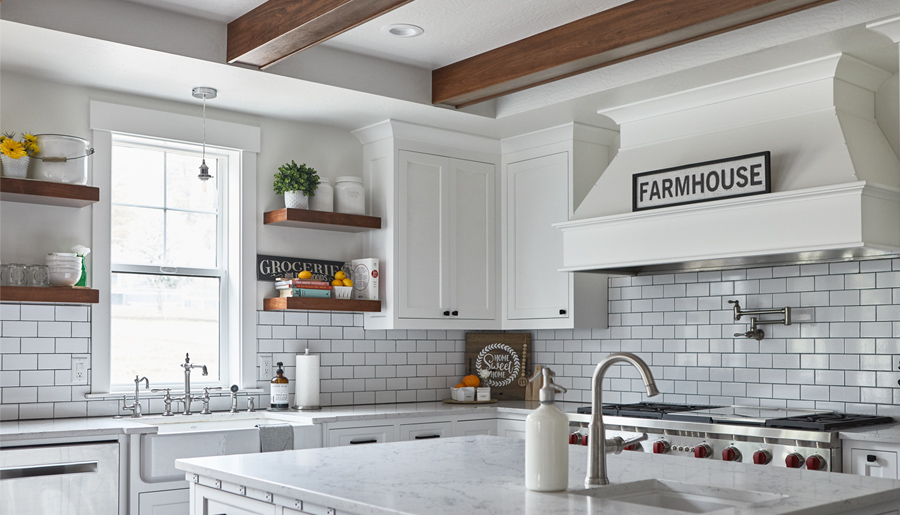 Make Design Choices Easier with Our Curated Farmhouse Collection