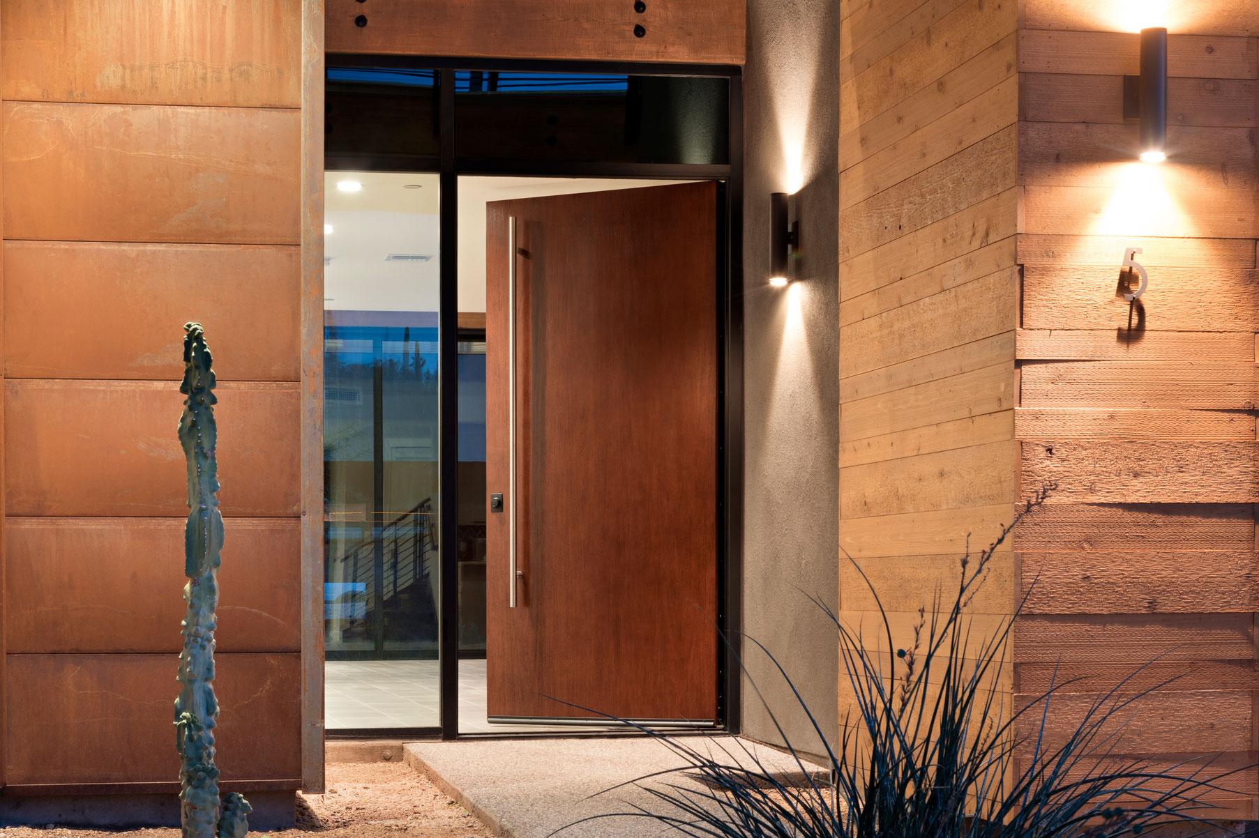 IWP Aurora Pivot Door