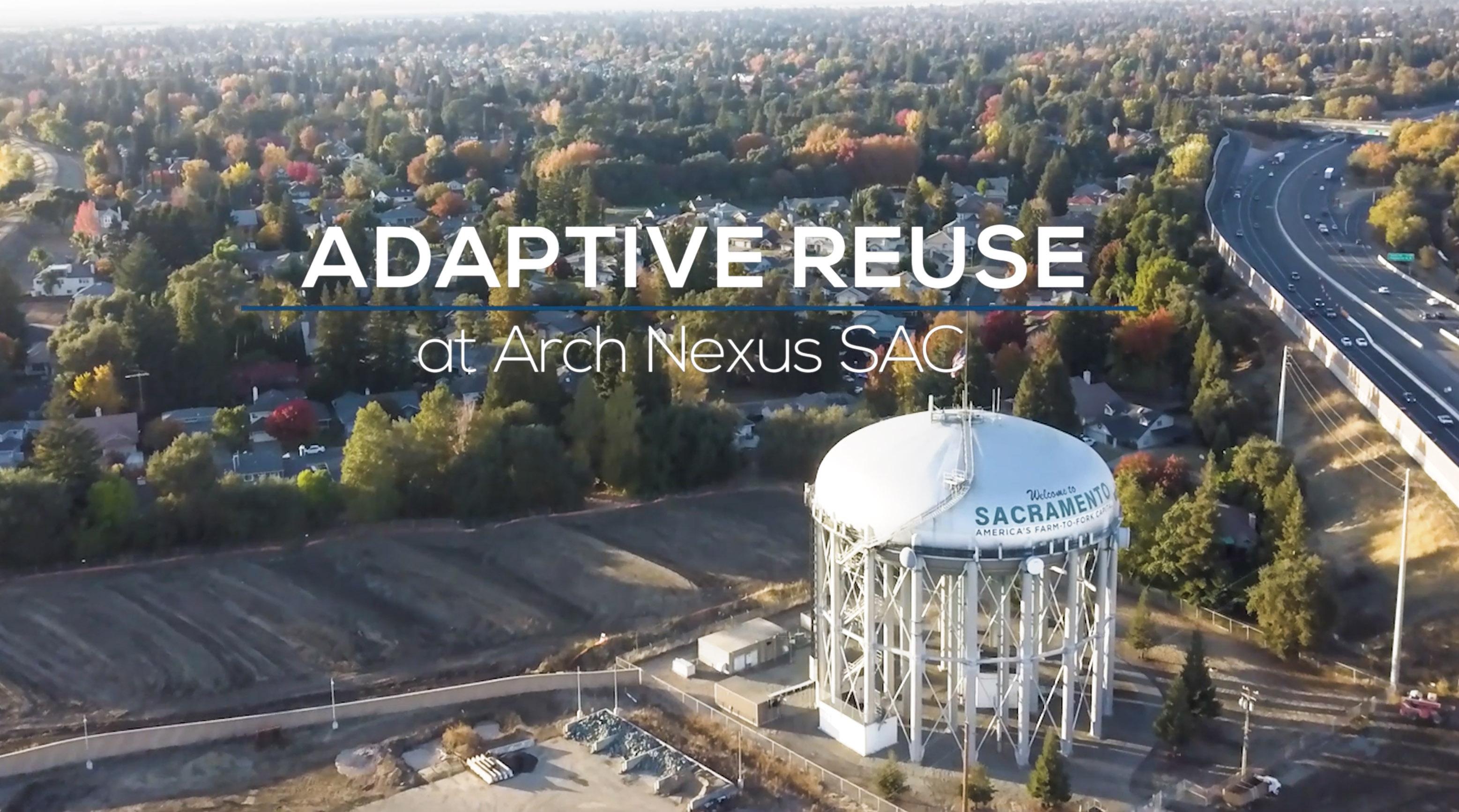 Arch Nexus, Sacramento, CA