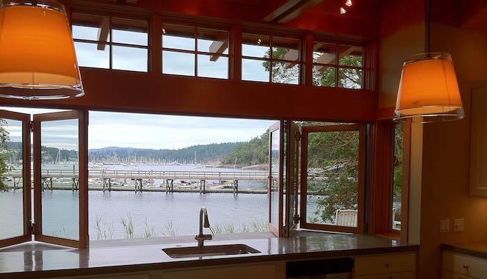 Three Studies in Expansive Views Using Wood Windows