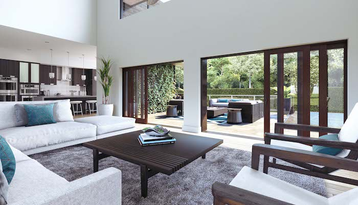 Blurring the Line Between Indoors and Out