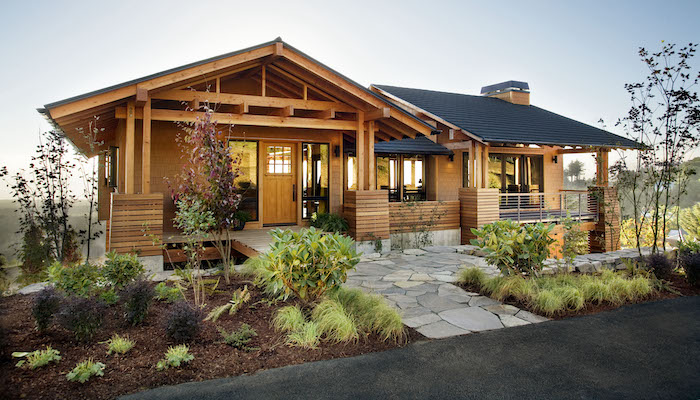 Five Tips for Elevating a Modern Craftsman Home